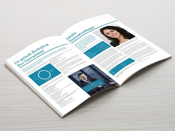 Neugestaltung Business Review Uniconsult