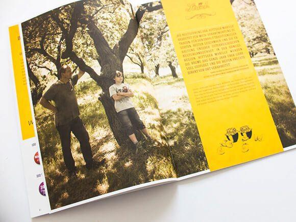 Krapfen Katalog Bäckerei Stroeck Doppelseite 03