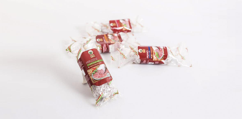 Ital Salami Verpackung