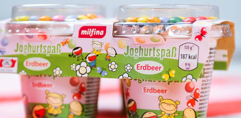 Milfina Joghurt Detail 01