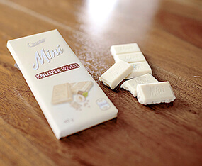 Schokoladenverpackung Neugestaltung Packaging thumbnail