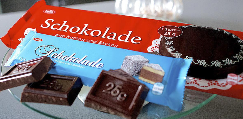 HaushaltsschokoladeProduktverpackung