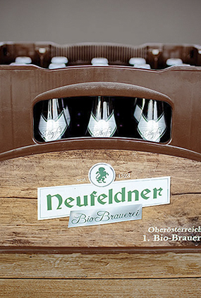 Verpackungsdesign 6er Traeger Neufeldner BioBrauerei thumbnail