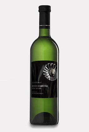 Verpackungsdesign Etikette Weinflasche Lenz Moser thumbnail