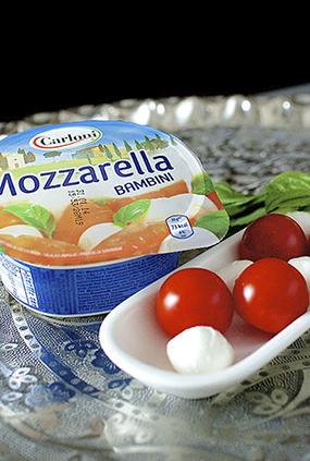 Verpackungsdesign Mozzarella thumbnail