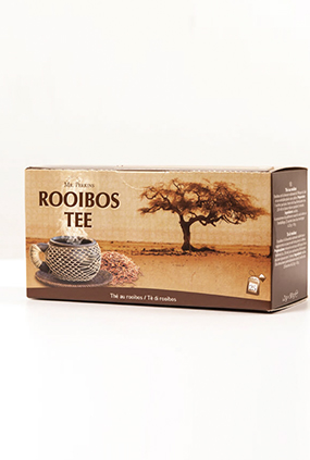 Verpackungsdesign Rooibos thumbnail