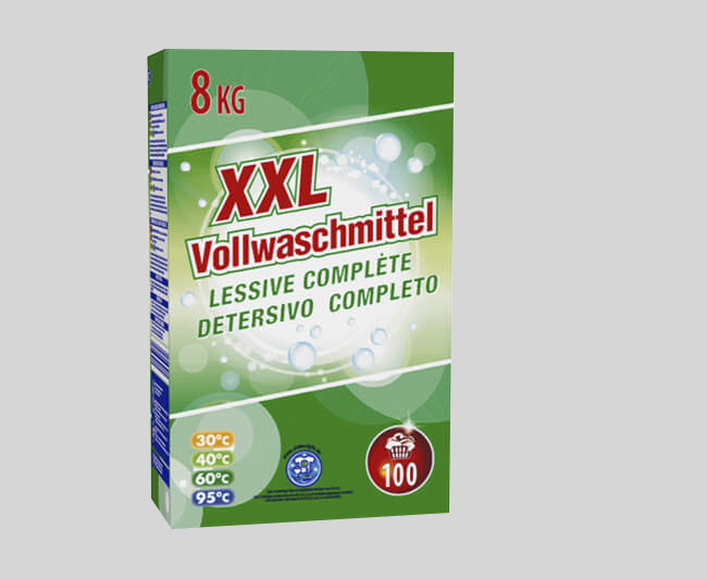 Verpackungsdesign Vollwaschmittel-3D thumbnail