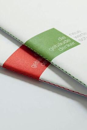 Markenkommunikation Delta Folder Green Line 01 thumbnail