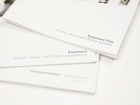Wintersteiger AG Markenauftritt Markenkommunikation Folder Titelseite Detail 03
