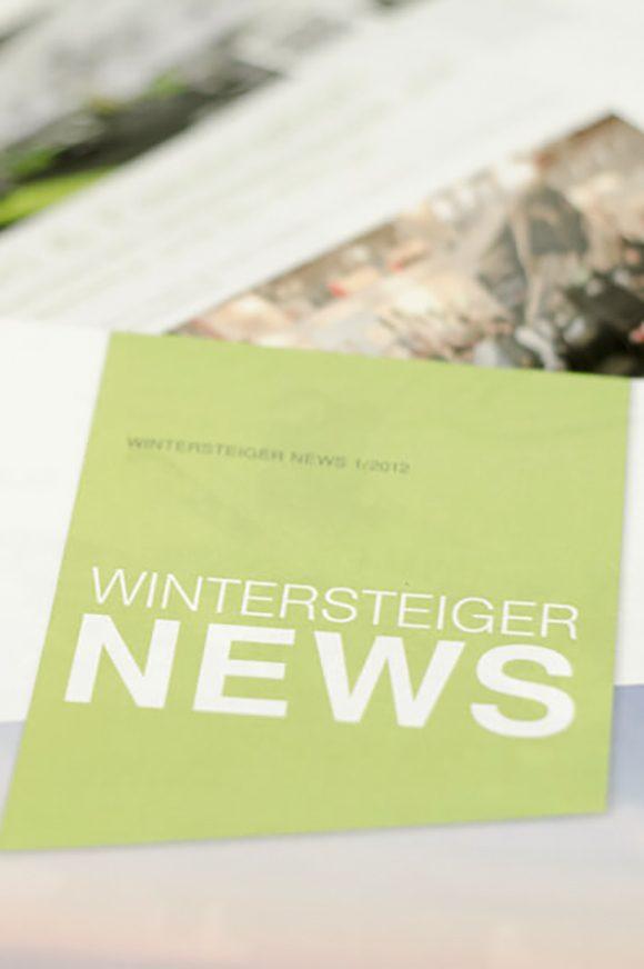 Wintersteiger AG Markenauftritt Markenkommunikation Folder Doppelseite Detail 07
