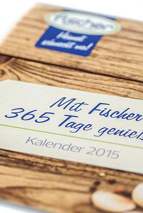 Fischer Kalender 2015 Thumbnail