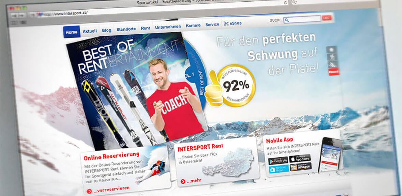 Intersport Best Of Rentertainment Kampagne