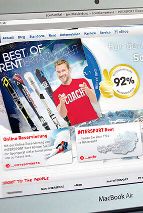 Intersport Best Of Rentertainment Kampagne Thumbnail