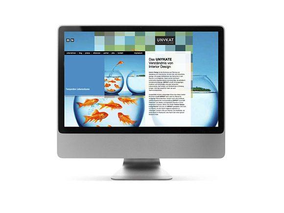 Unykat Website Neugestaltung 03