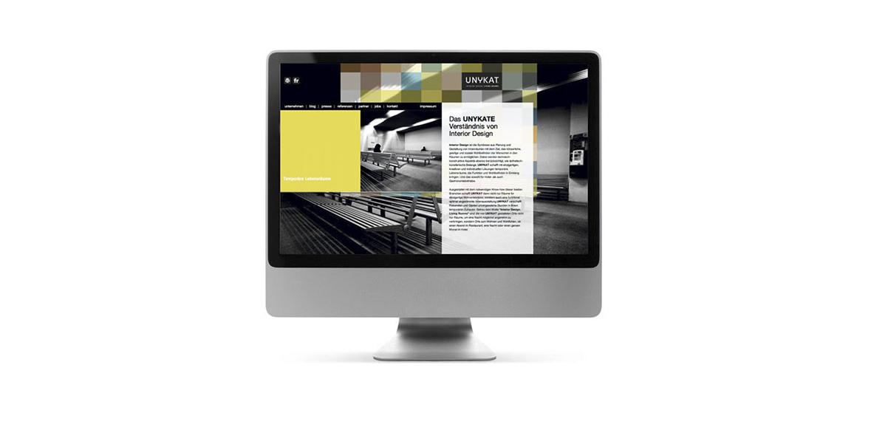 Unykat Website Neugestaltung 04