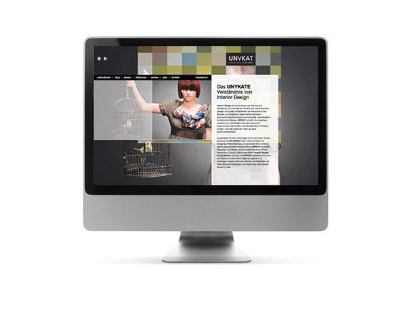 Unykat Website Neugestaltung 05