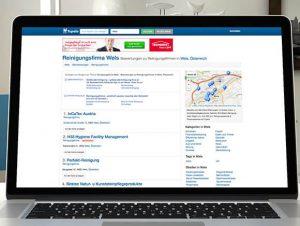 Schmidt Reinigung Online Marketing Kampagne 03