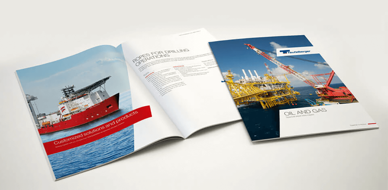 Teufelberg AG Folder