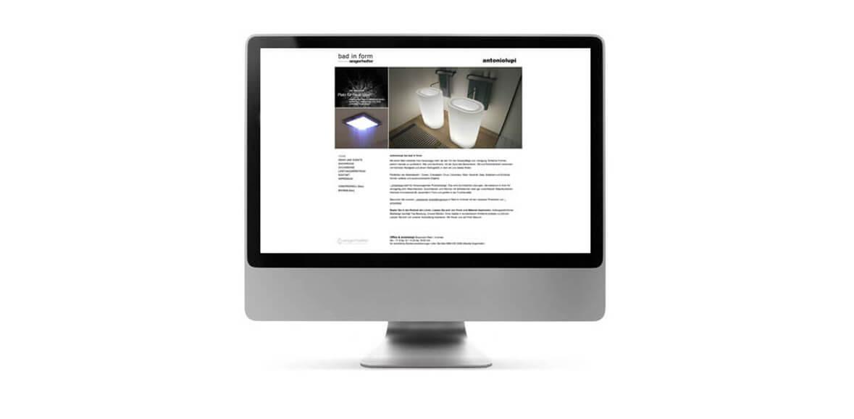 Badinform Website Neugestaltung 01 Web