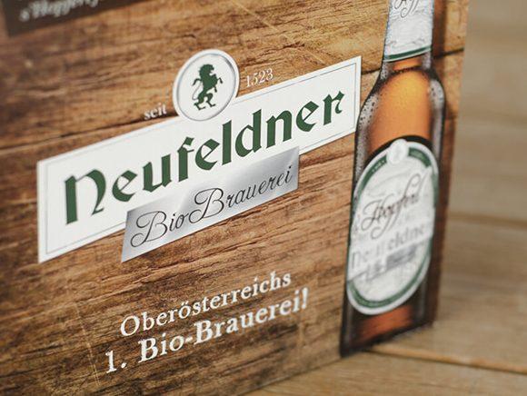 Verpackungsdesign Bierkarton Neufeldner BioBrauerei 04