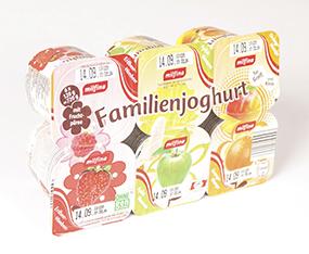 Verpackungsdesign Familienjoghurt thumbnail