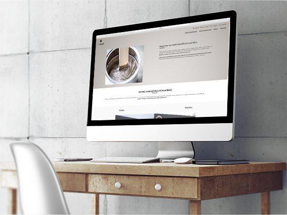 artrepair web neugestaltung homepage 02