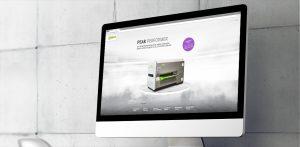 Kohler Peakperformer iMac Website Neugestaltung