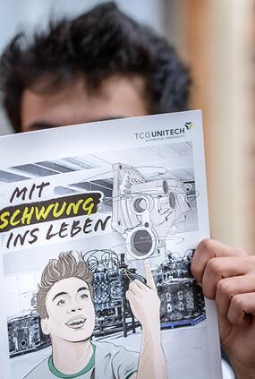 Lehrlingskampagne_TCG_Unitech_Folder8