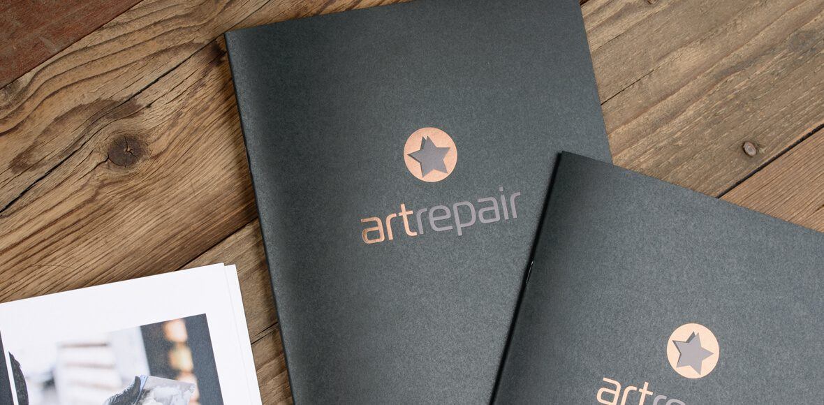 artrepair_Corporate_Design_Logo_Folder_Inserat